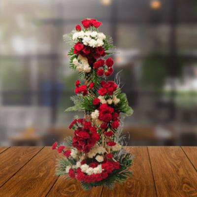Graceful Standing Bouquet