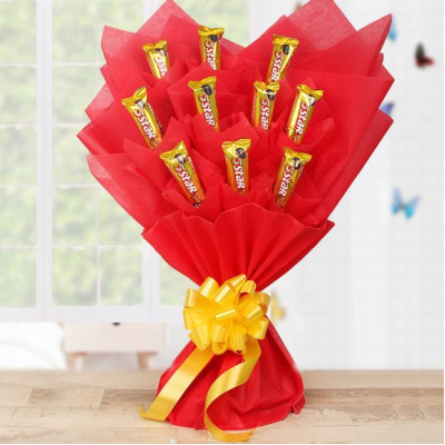 Chocolate Star Bouquet