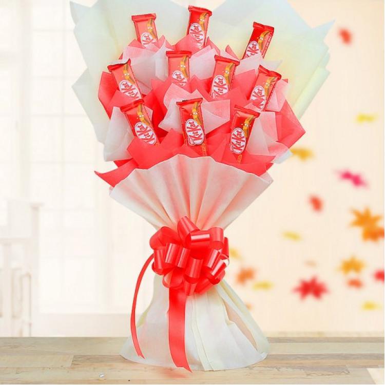 Love Guru Chocolate Bouquet