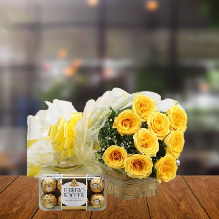 Ferrero Rocher & Roses Combo