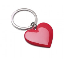 Heart Shaped Key Ring