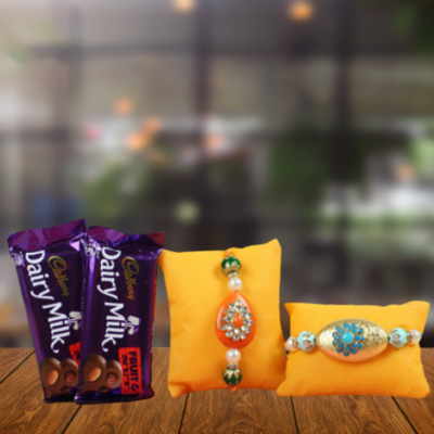 Rakhi & Chocolate