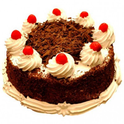 Savoury Black Forest Cake