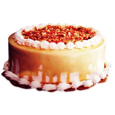 Butter Scotch Delight Cake