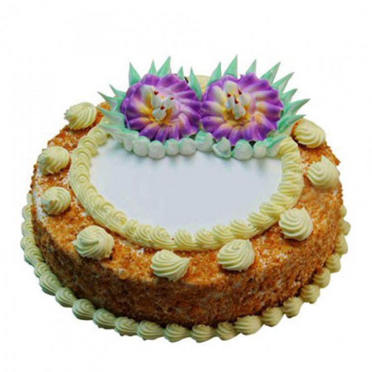 Butterscotch Radiance Cake