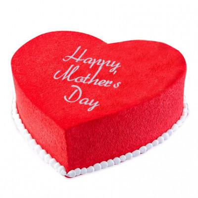 Red Velvet Mom Cake