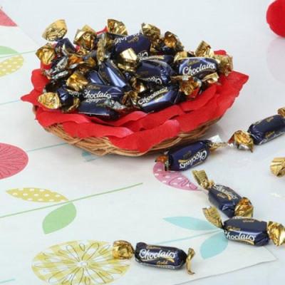 Cute Choco Basket