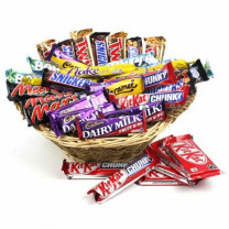 Assorted Chocolate Hamper