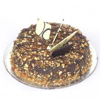 Crunchy COCO Cake