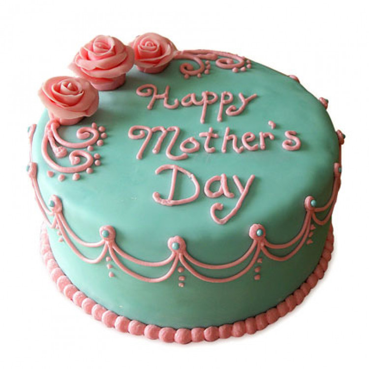 Adorable Mother's Day Cake