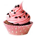 Rock Star Chocolate Cupcakes