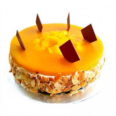 Irresistible Mango Cake