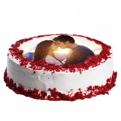 Personalized Red Velvet Delight