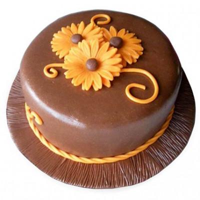 Choco Marmalade Cake