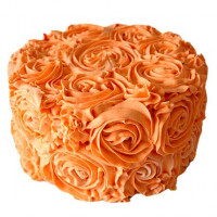 Flavorsome Inviting Orange Cake