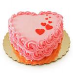 Sailing Sweetheart Cake