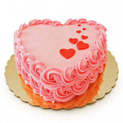 Sailing Sweetheart Cake