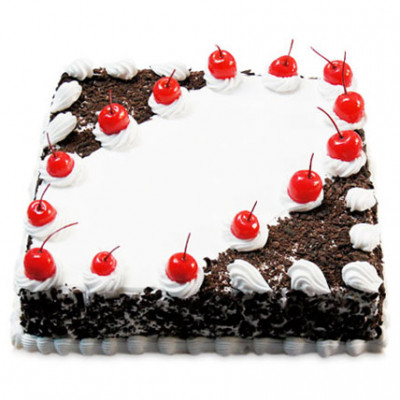 Be My Cherry Black Forest Cake