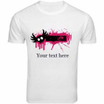 Funky Personal Message T shirt