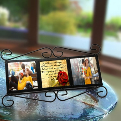 Million Feelings Personalized Frame