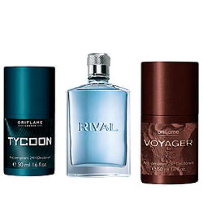 Aroma Magic Combination of Gents Deo from Oriflame