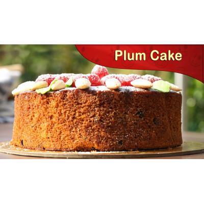 1 kg plum cake