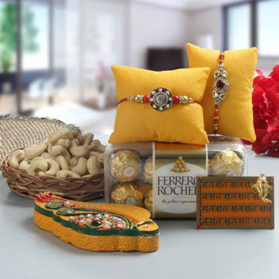All In One Rakhi Set