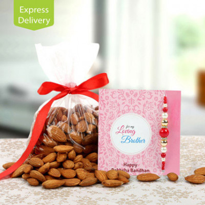 Hamper Of Almond Delight