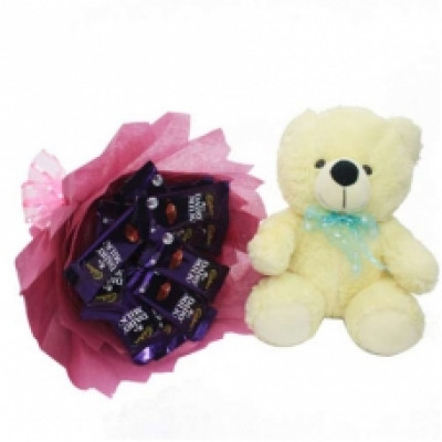 Chocolaty Fluffy Love Hamper