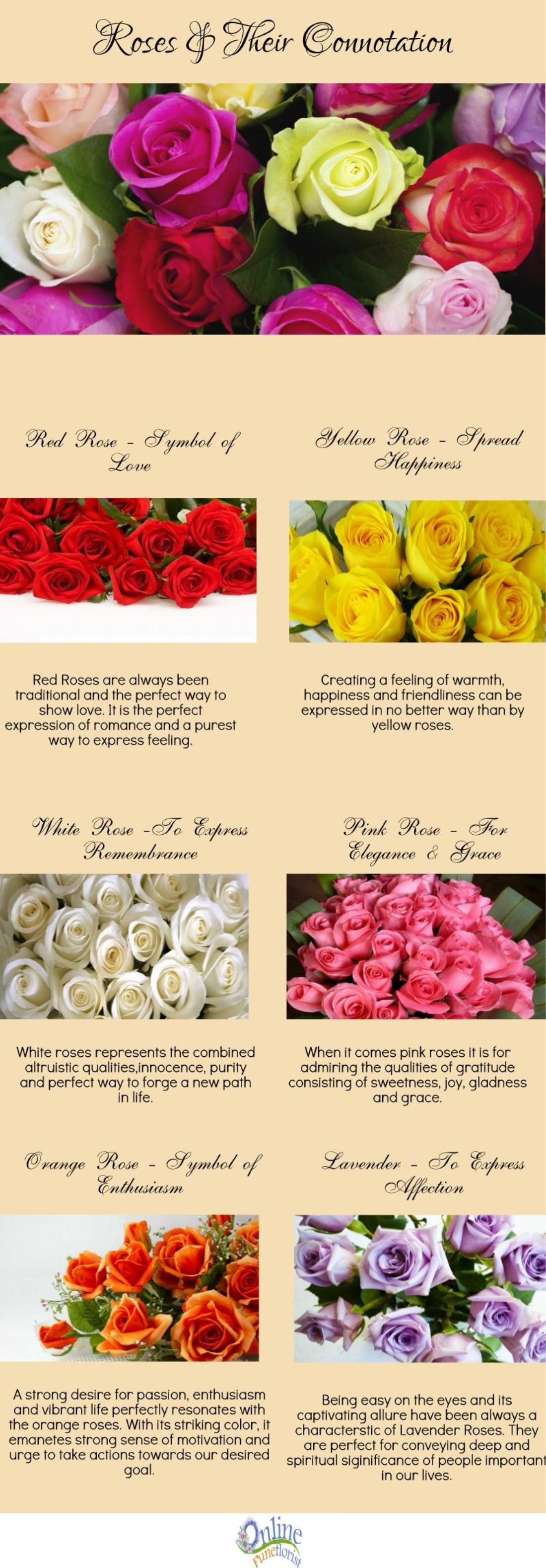 ONLINE%20PUNE%20FLORIST - Roses & Their Connotations