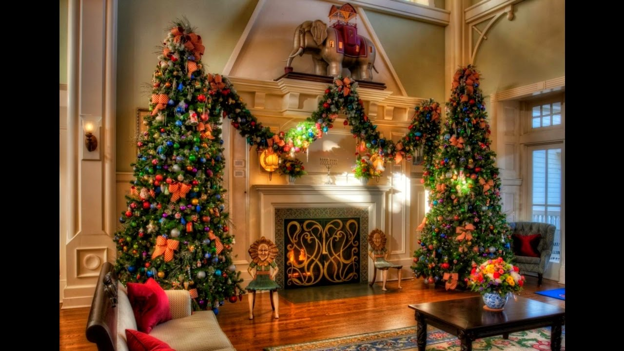 10 Cool & Interesting Christmas Home Decoration Ideas